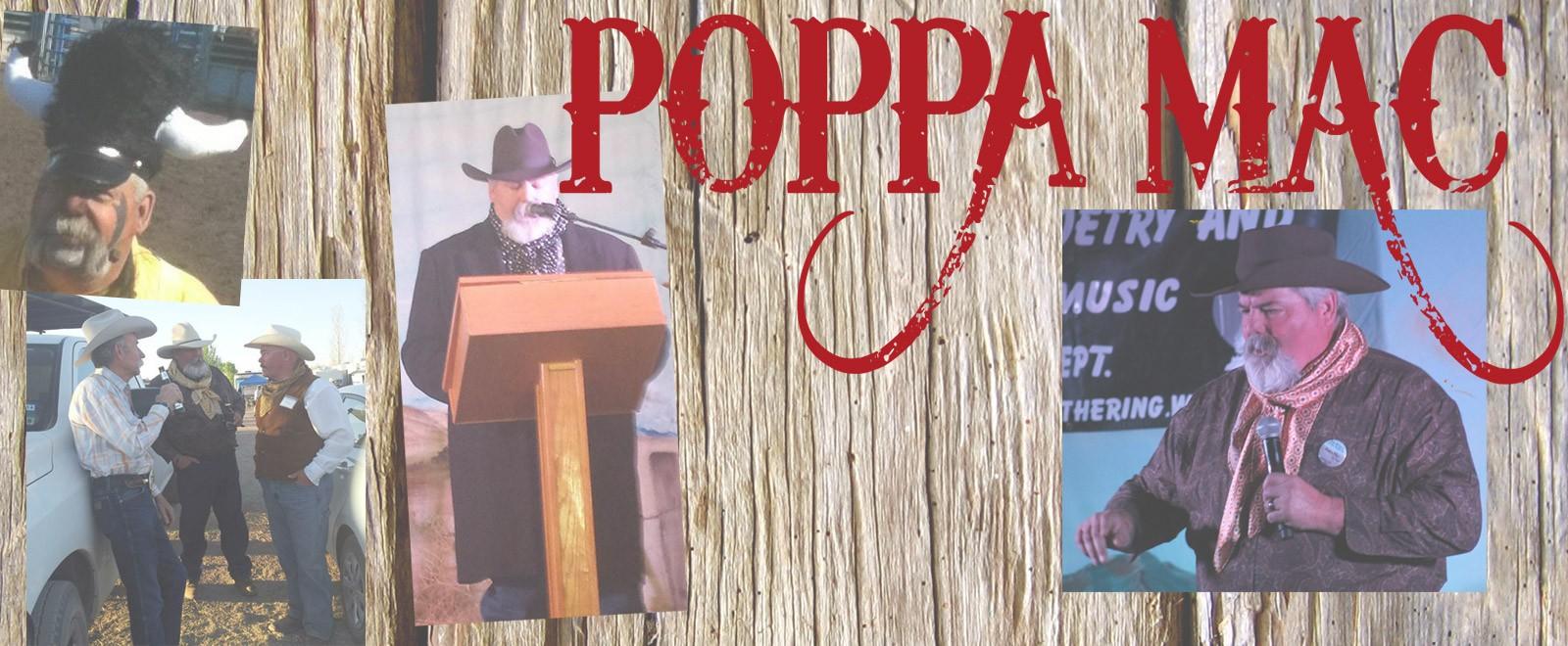 Preacher – Poet – Storyteller